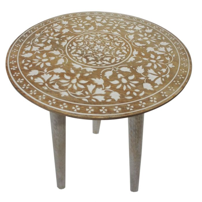 FP Collection Indoor Lagos Side Table  No] 176527 - Flower Power