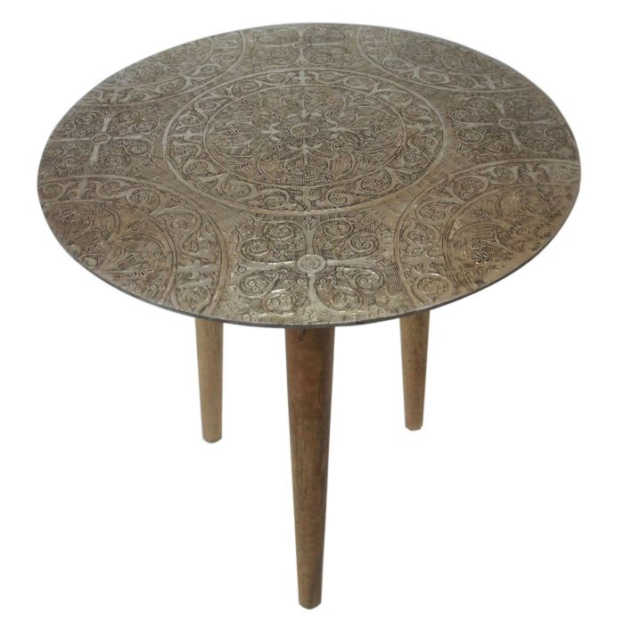 FP Collection Indoor Cairo Side Table  No] 176531 - Flower Power