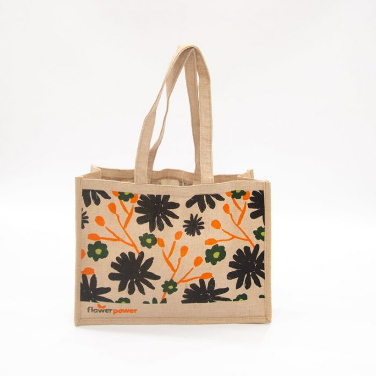 Flower Power Shopping Bag color No 177718
