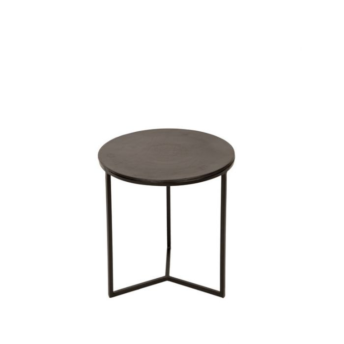 FP Collection Anika Side Table  No] 180011P - Flower Power