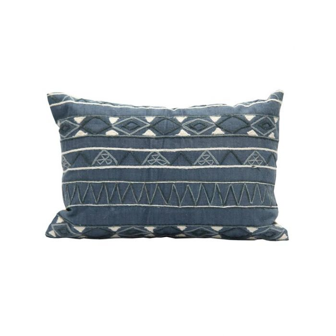 FP Collection Anaya Cushion Ocean Blue  No] 180215 - Flower Power