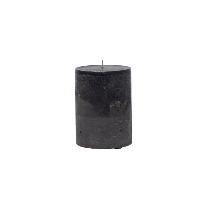 ARTISAN by FP Collection The Leathersmith Pillar Candle  No] 180310 - Flower Power