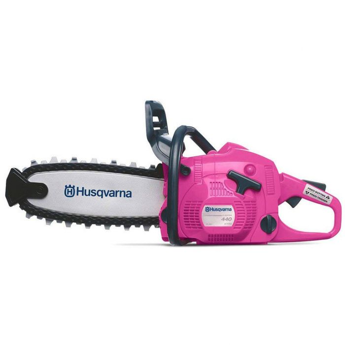 Husqvarna Toy Pink Chainsaw Kit color No 7391736164030
