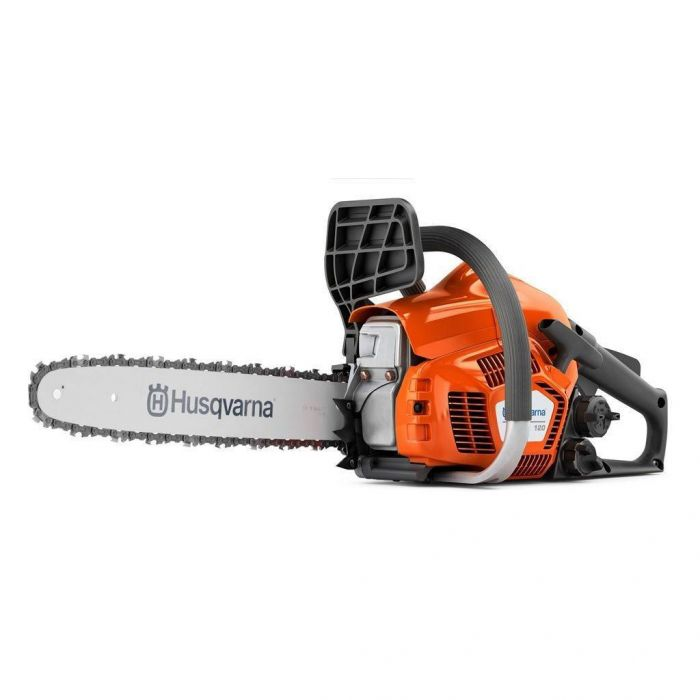 Husqvarna 120II Chainsaw 14 inch color No 7391736617161