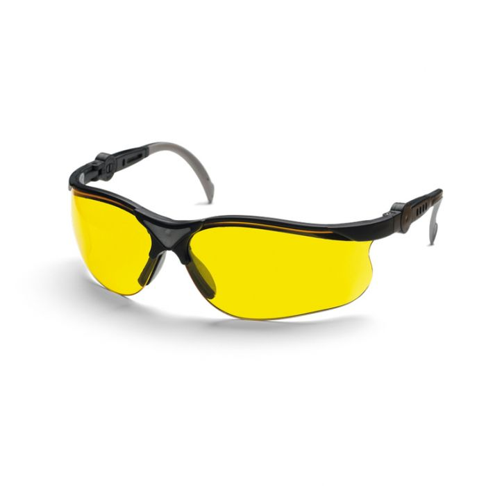 Husqvarna Yellow X Protective Glasses color No 7391883154830