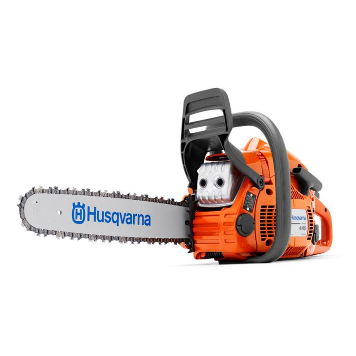 Husqvarna 445EII Chainsaw 18 inch color No 7391883808580