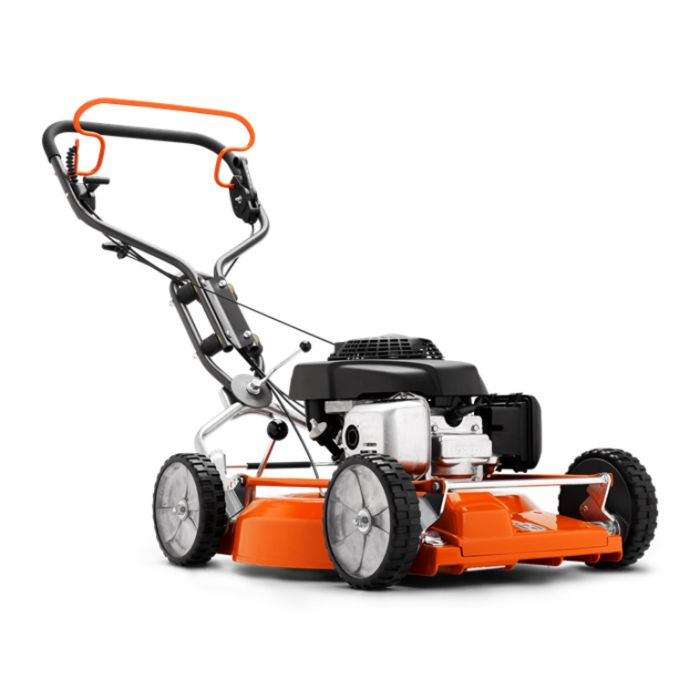 Husqvarna LB 553Se Lawn Mower color No 7393080669131