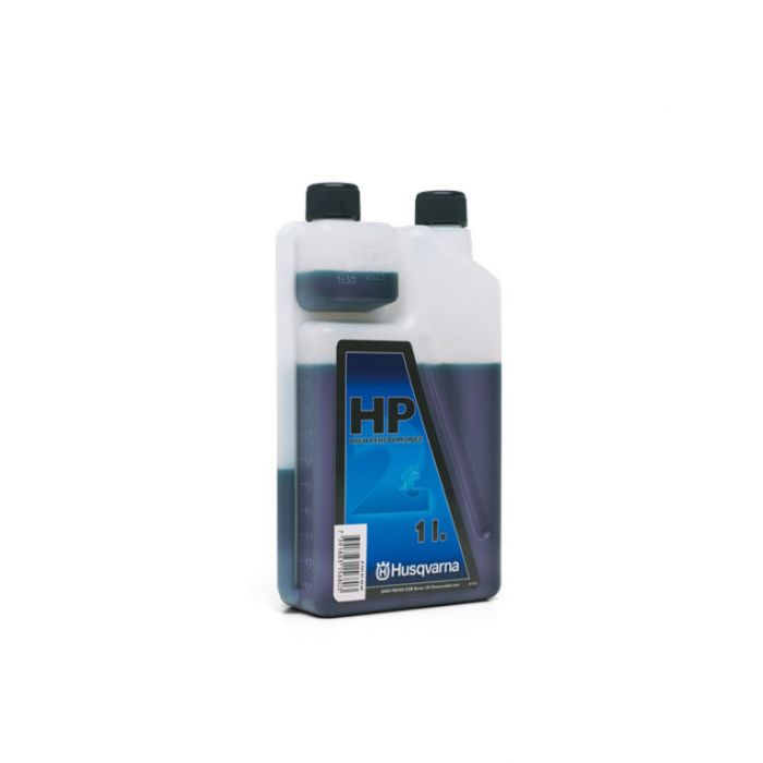 Husqvarna High Performance Two Stroke Oil 1 Litre color No 7393089245909