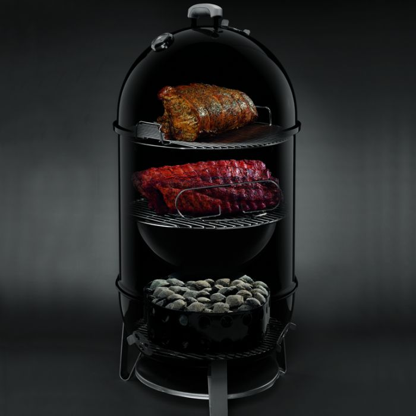 Weber® 57 cm Smokey Mountain Cooker  No] 77924081484 - Flower Power