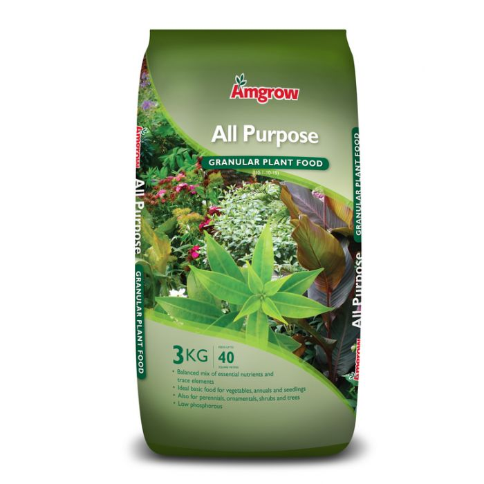 Amgrow All Purpose Granular Plant Food  No] 9310943550205 - Flower Power