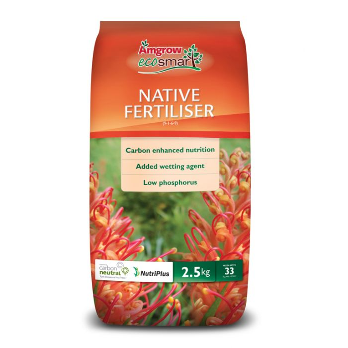 Amgrow Ecosmart Native Fertiliser  No] 9310943552667P - Flower Power