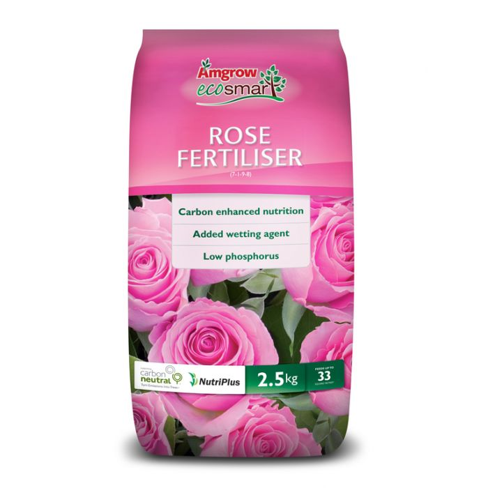 Amgrow Ecosmart Rose Fertiliser  No] 9310943552681P - Flower Power
