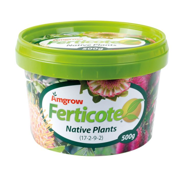 Amgrow Ferticote Native Plants  No] 9310943553343P - Flower Power