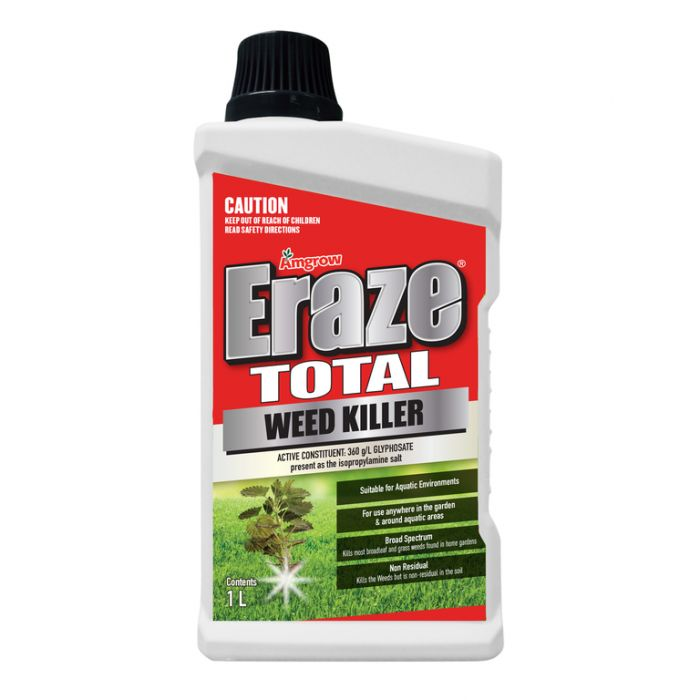 Amgrow Eraze Max Total Weed Killer color No 9310943801208