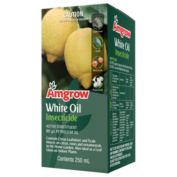 Amgrow White Oil Insecticide  No] 9310943820551 - Flower Power