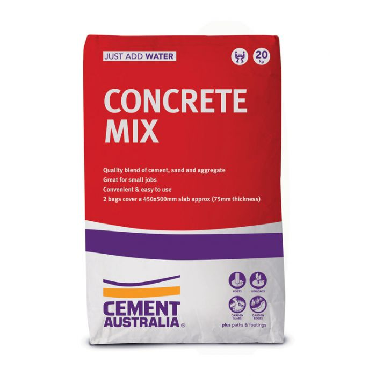 Concrete 20kg  No] 9311808031136 - Flower Power