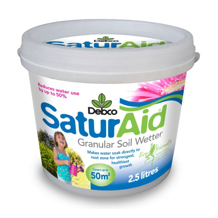 Debco Saturaid Granular Soil Wetter  No] 9313209675711P - Flower Power