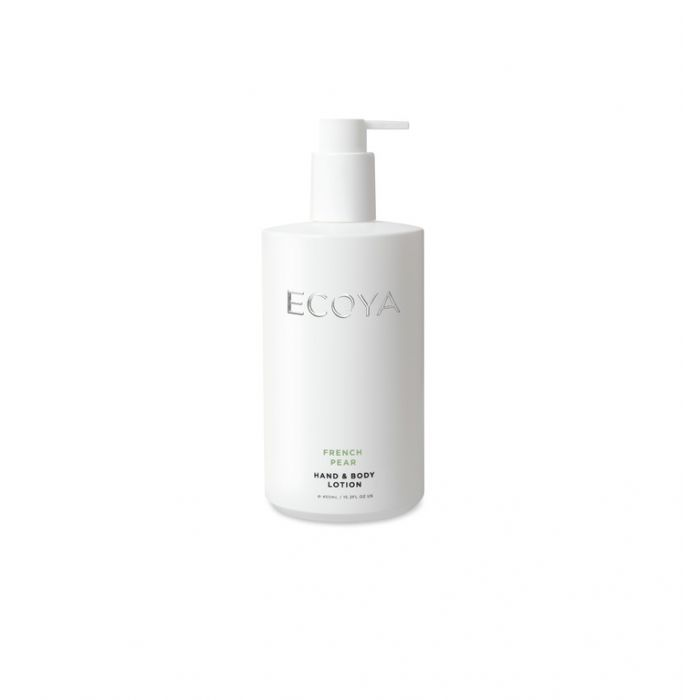 Ecoya French Pear Hand & Body Lotion color No 9336022009815