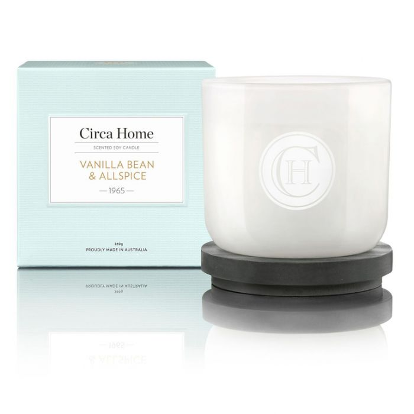 Circa Home 1965 Vanilla Bean & Allspice Classic Candle 260g  No] 9338817002179 - Flower Power
