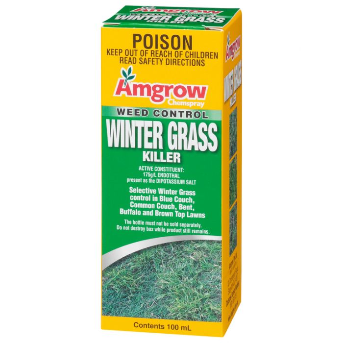 Amgrow Chemspray Winter Grass Killer color No 93783149