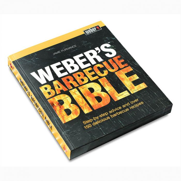 Weber s Barbecue Bible color No 9781743369005