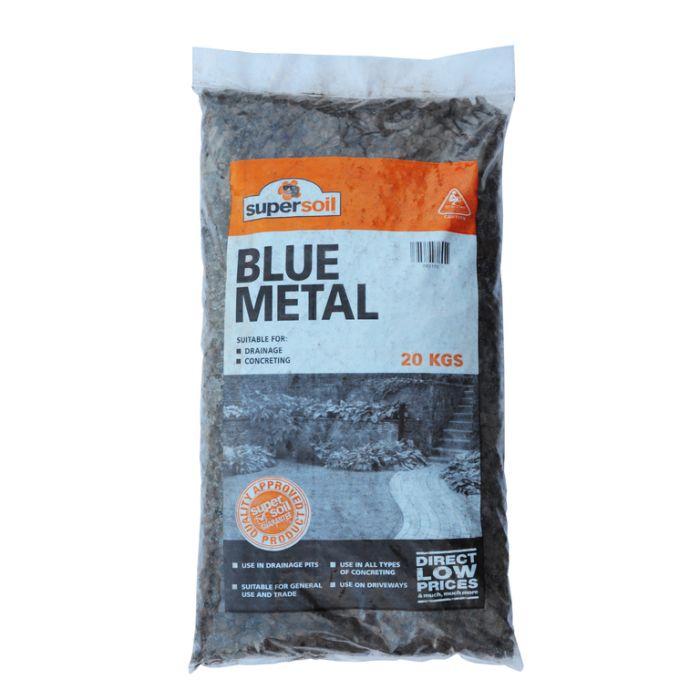 Blue Metal Bag  ] 080170 - Flower Power