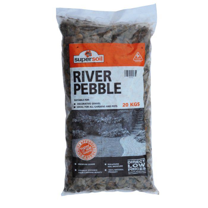 River Pebble 20mm Bag  ] 080410 - Flower Power