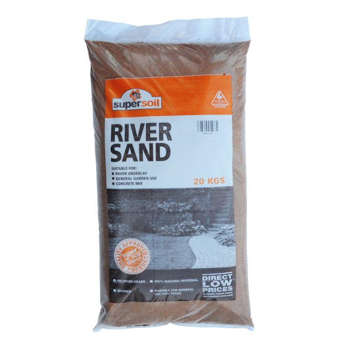 River Sand Bag  ] 080430 - Flower Power