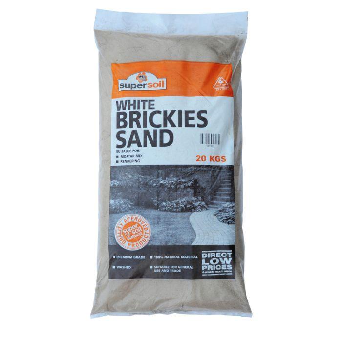 White Brickies Sand Bag  ] 139038 - Flower Power