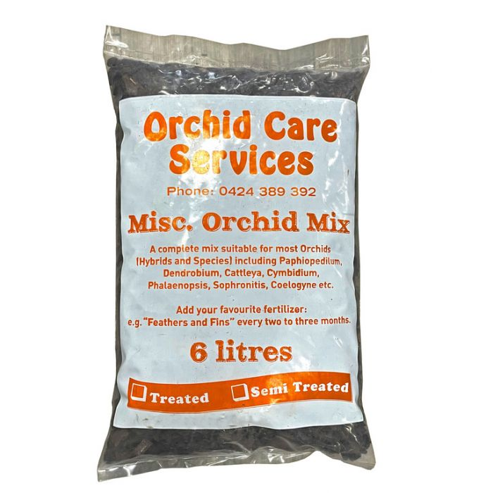Orchid Care Miscellaneous Orchid Mix  ] 154620P - Flower Power