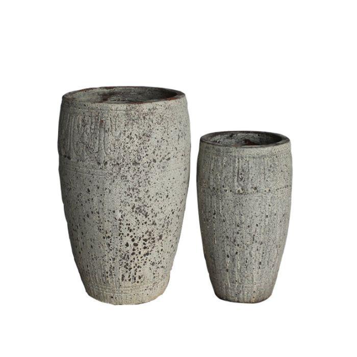 FP Collection Atlantis Cyprus Open Egg Pot  ] 166143 - Flower Power