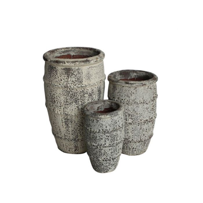 FP Collection Atlantis Beehive Cylinder Planter  ] 166147P - Flower Power
