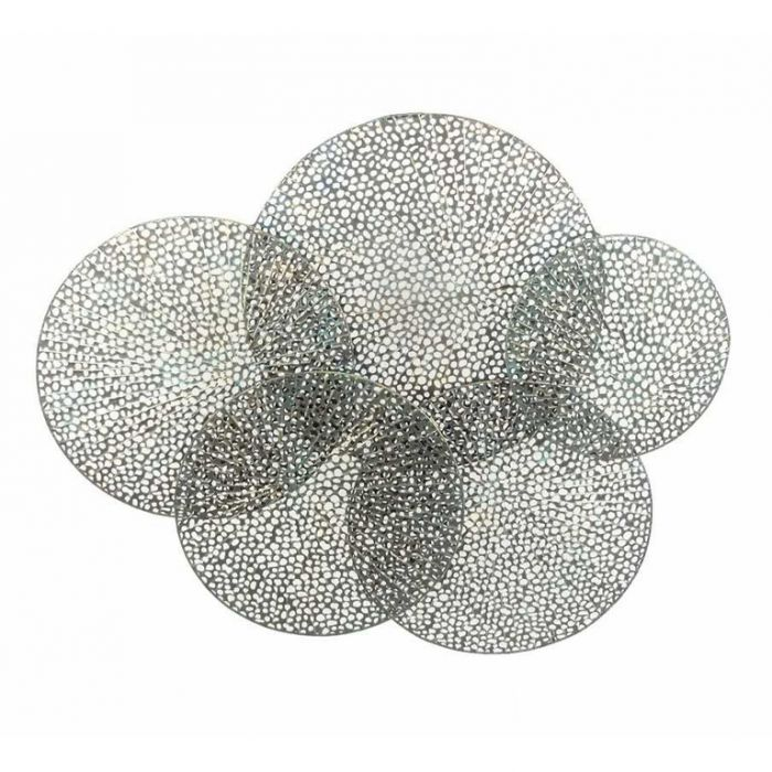 FP Collection Circles Metal Wall Art  ] 172568 - Flower Power