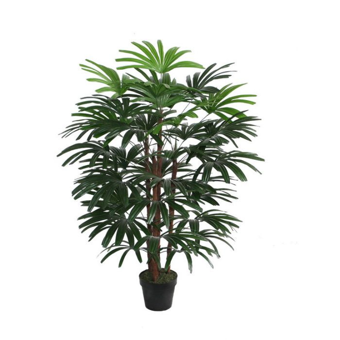 FP Collection Artificial Potted Rhapis Palm  ] 175045 - Flower Power