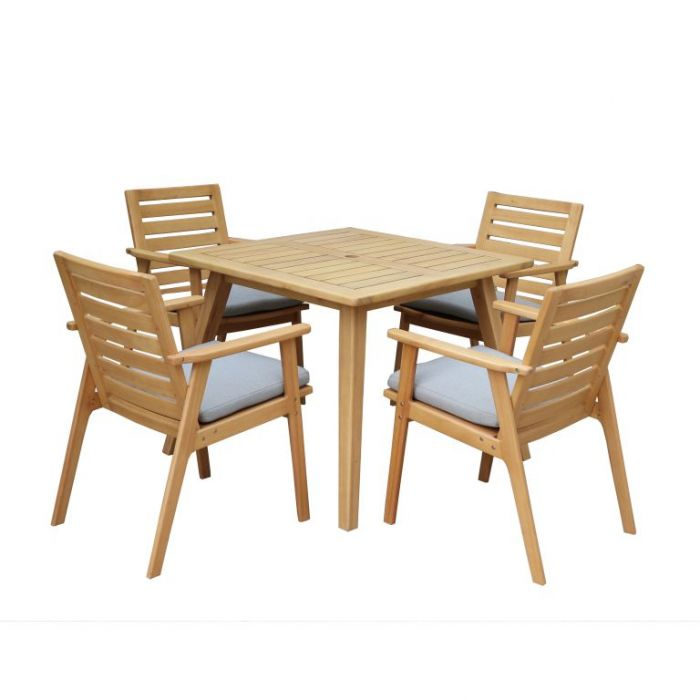 FP Collection Leura Dining Timber Table  ] 177274 - Flower Power