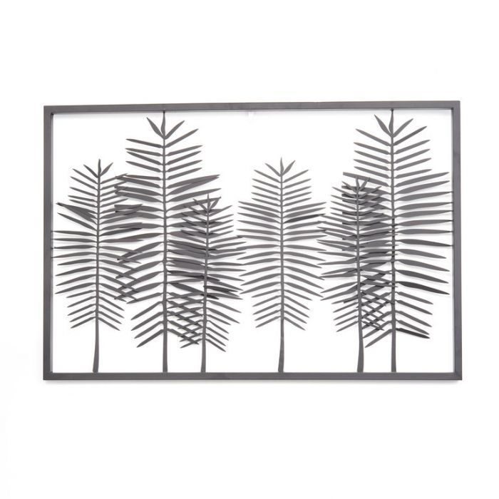 FP Collection Pine Tree Metal Wall Art  ] 177430 - Flower Power