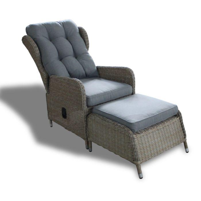 FP Collection Harvard Outdoor Reclining Armchair  ] 177473 - Flower Power
