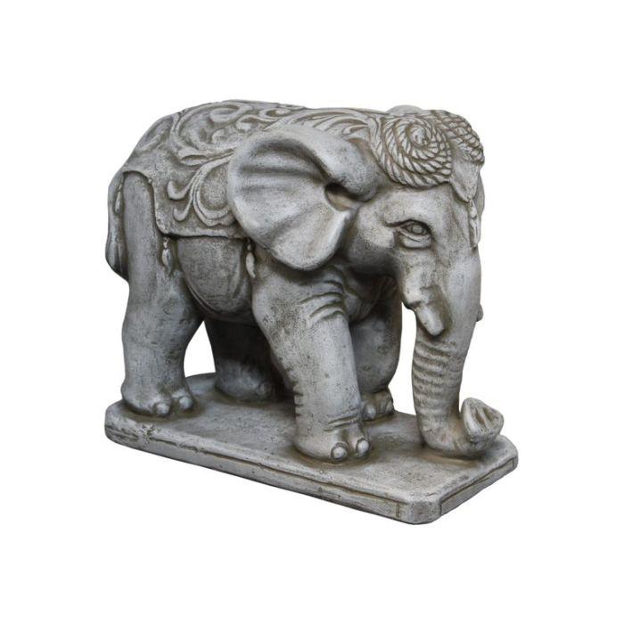 FP Collection Babaar Elephant Garden Statue  ] 177765 - Flower Power