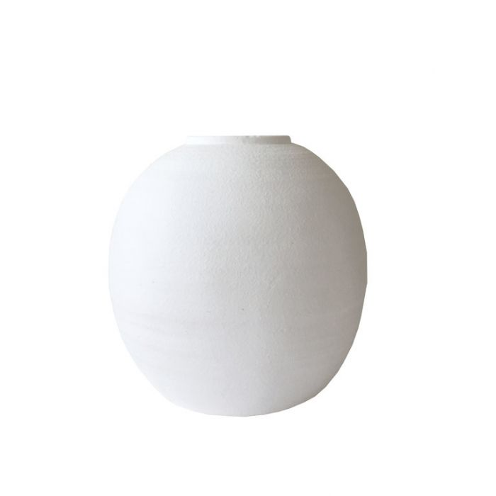FP Collection Leros Vase White  ] 178326P - Flower Power