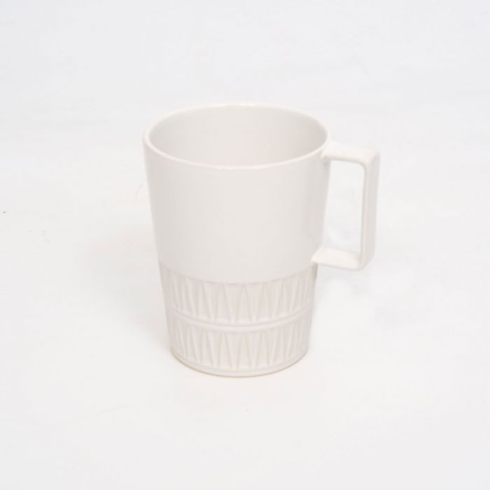 FP Collection Chevron Mug  ] 178465P - Flower Power