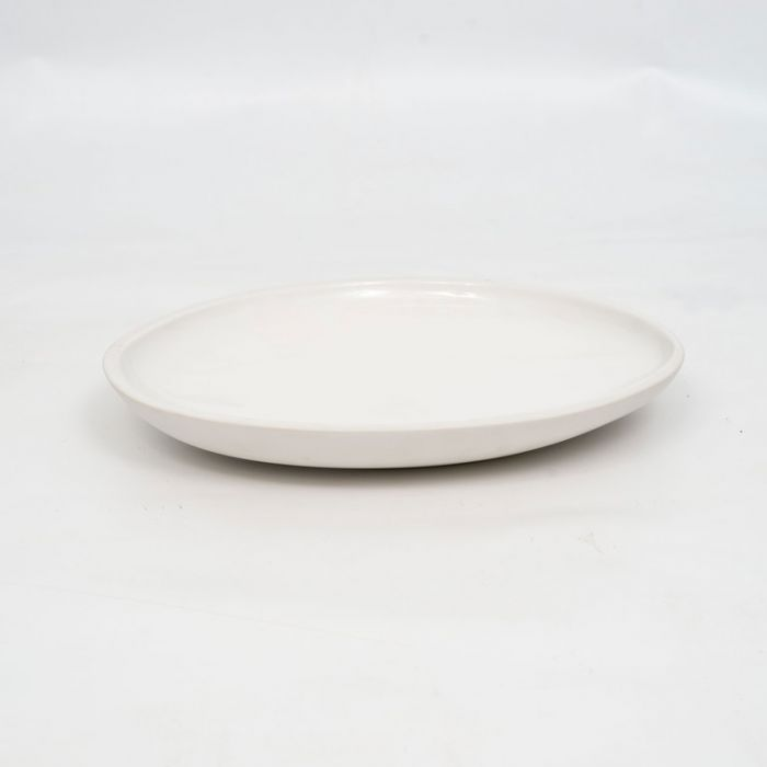 FP Collection White Sand Platter  ] 178480P - Flower Power