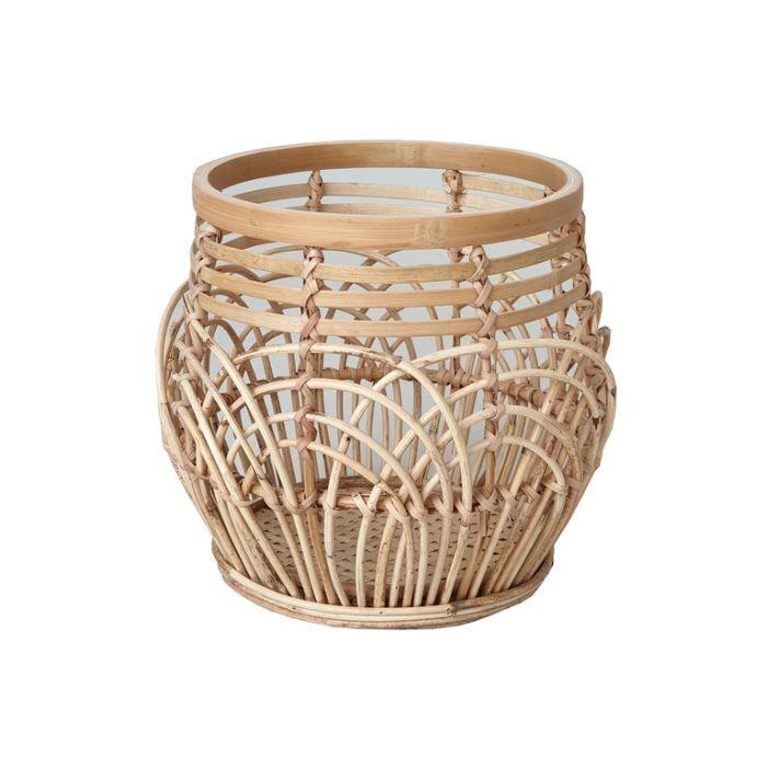 California Retro Basket  ] 179982P - Flower Power