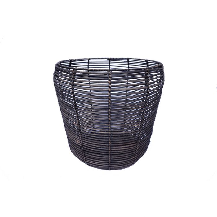 FP Collection Laos Rattan Basket  ] 180267P - Flower Power