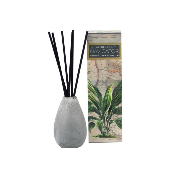 FP Collection South Sea Candle Co Navigator Seaglass Diffuser  ] 180306 - Flower Power