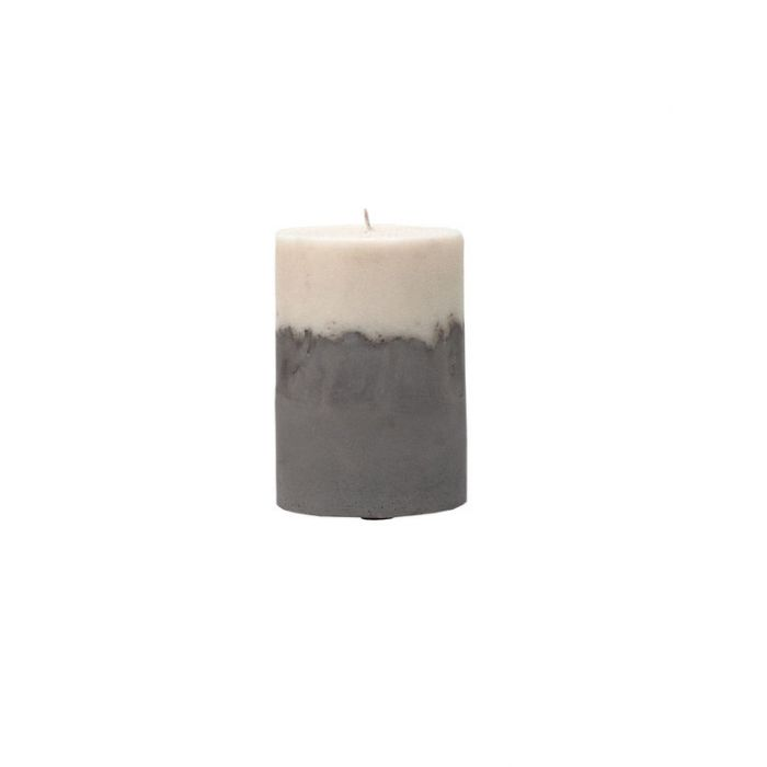 ARTISAN by FP Collection The Chandler Pillar Candle  ] 180309 - Flower Power