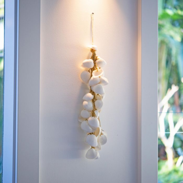 FP Collection Arca Shell Hanging Décor  ] 181589 - Flower Power