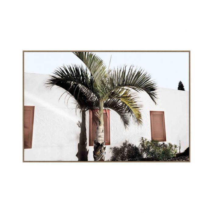 FP Collection Palm Springs Canvas Wall Art  ] 181845 - Flower Power