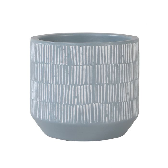 FP Collection Mali Planter Sky Blue  ] 182085 - Flower Power