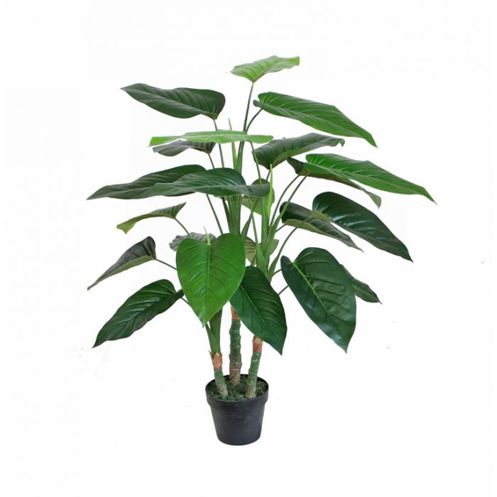 FP Collection Artificial Potted Philodendron  ] 182445 - Flower Power