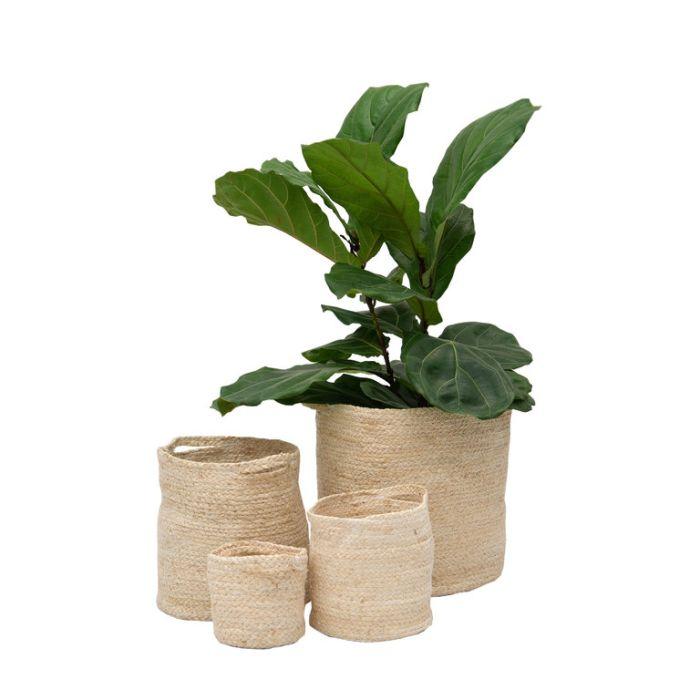 FP Collection Capri Basket White Sand  ] 182676P - Flower Power